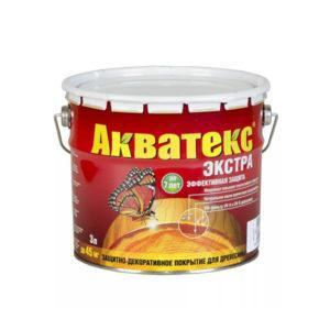Акватекс красный - 10%