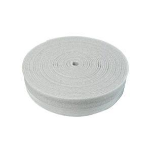 Кромочная лента (демпферная)  для пола 10 мм*50 мм*20 м