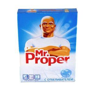 """ПОРОШОК отбеливающий """"MR.PROPER"""""""