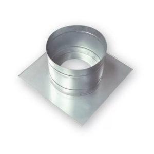 ППУ Оц+Нерж (AISI 430/0,5мм) D205