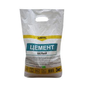 ЦЕМЕНТ белый М-500 ДО (3,0 кг)