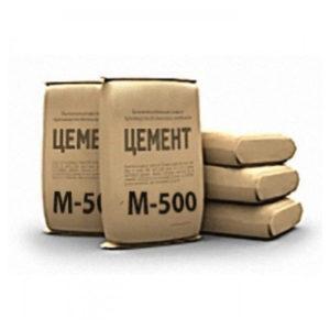 ЦЕМЕНТ М-500 ДО (5,0 КГ) СЕРЫЙ