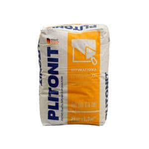 ШТУКАТУРКА ЦЕМЕНТНАЯ PLITONIT T1+ (25,0 КГ)