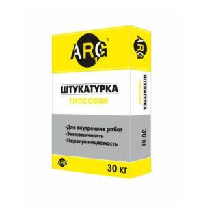 ШТУКАТУРКА ГИПСОВАЯ  ARG (30,0 КГ)