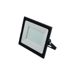 ULF-Q513 100W/6500K IP65 220-240В BLACK Прожектор светодиодный. Дневной свет(6500К). Корпус черный. TM Volpe., ш/к 4690485112419