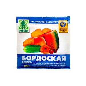 """СР-ВО """"БОРДОСКАЯ СМЕСЬ"""" 100гр"""