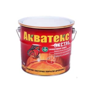 АКВАТЕКС-ЭКСТРА (3,0л) ДУБ