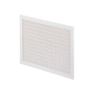 Решетка для радиатора 90х60см БЕЛАЯ Виенто В6090ПР