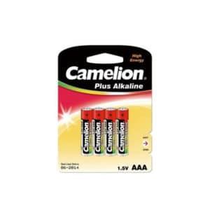"БАТАРЕЙКА LR03  Plus Alkaline BL-4 (LR03-BP4-1.5В) ""CAMELION"""