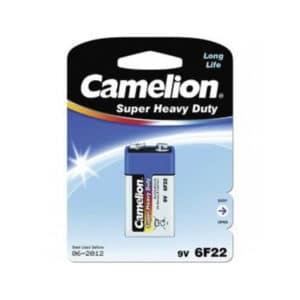 """БАТАРЕЙКА 6F22 Blue BL-1 (6F22-BP1B, батарейка,9В) """"CAMELION"""""""