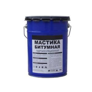 "МАСТИКА битумная  (5,0кг) ""ОБЕРН"""
