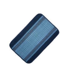 "КОВРИК ""Madrid"" 40х60см, синий., на латексной основе VORTEX/16"