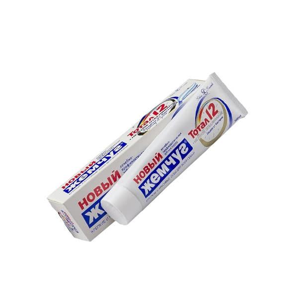 НК Зубная паста Жемчуг 100мл,