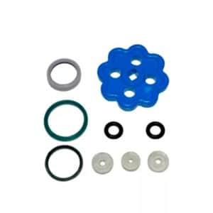 НАБОР сантехн. прокладок для кран-буксы вентелей синие ДУ-15,20,25 MasterProf (130269)